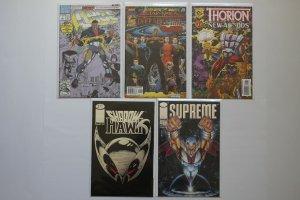 Huge Lot of 40 Comic Books DC Marvel Image Vertigo ++ Unread Copies 1980's Up A2