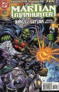Martian Manhunter #14 VF/NM; DC | save on shipping - details inside