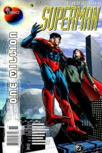 Superman (1987 series) #1000000, NM + (Stock photo)