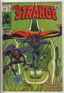 Doctor Strange #178 (Mar-69) VF/NM High-Grade Dr. Strange in full costume
