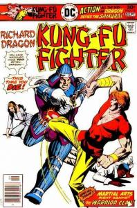 Richard Dragon: Kung-Fu Fighter #11, VF+ (Stock photo)