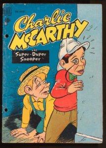Charlie McCarthy #2, Good+ (Actual scan)