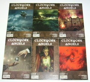Clockwork Angels #1-6 FN/VF complete series inspired by NEIL PEART of RUSH band