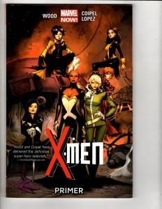 X-Men Primer Vol. # 1 Marvel Comics TPB Graphic Novel Comic Book Wolverine J298