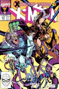 Uncanny X-Men (1981 series) #271, NM- (Stock photo)