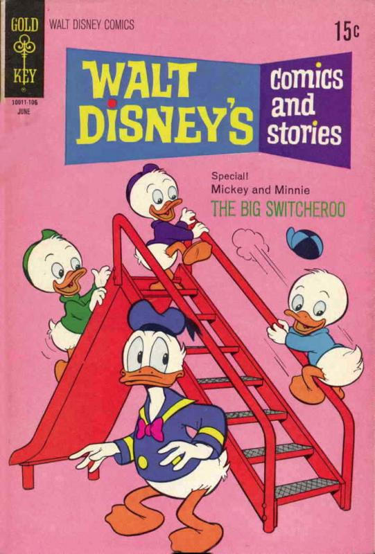 Walt Disney's Comics and Stories #369 FN; Dell | save on shipping - details insi