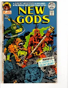 New Gods # 7 VF/NM DC Comic Book Orion Darkseid Justice League Jack Kirby J249