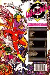 Who's Who: The Definitive Directory of the DC Universe #8, VF+ (Stock ph...