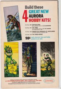 Strange Adventures #194 (Nov-66) NM/NM- High-Grade