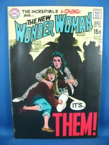WONDER WOMAN 185 F VF 1969