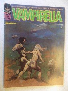 VAMPIRELLA # 5 WARREN RARE HORROR FRAZETTA
