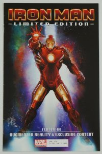 Iron Man Limited Edition #1 FN Augmented Reality & Exclusive Content #2567/7500