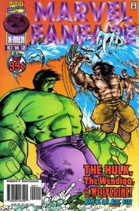Marvel Fanfare (1996 series) #2, NM (Stock photo)