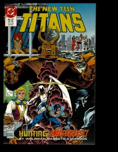 12 New Teen Titans DC Comics #37 38 39 40 41 42 43 44 45 46 47 48 Starfire GK24