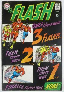 FLASH #173 (DC) September, 1967  FINE MINUS (F-)