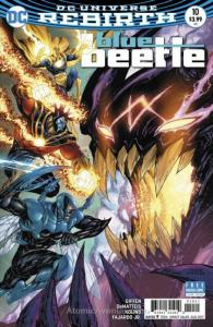 Blue Beetle (6th Series) #10A VF/NM; DC | save on shipping - details inside