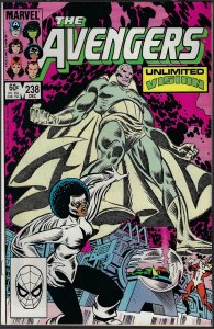 Avengers #238 (Marvel, 1983) NM