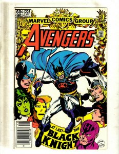 12 The Avengers Comics #225 229 236 237 239 245 248 252 254 255 256 258 GB2