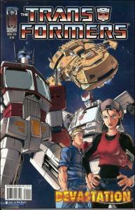 Transformers, The: Devastation #1B VF/NM; IDW | save on shipping - details insid