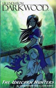 Legends From Darkwood Pocket Manga #1 TPB Digest Size NM