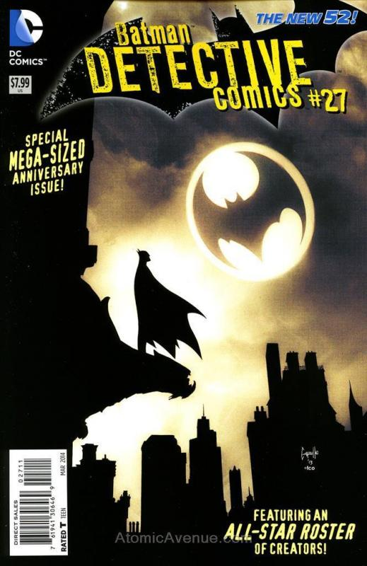 Detective Comics (2nd Series) #27 VF/NM; DC | save on shipping - details inside