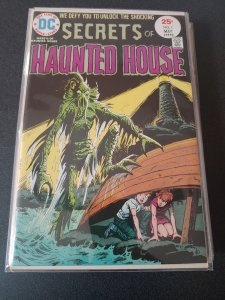 SECRETS OF HAUNTED HOUSE #1 NM