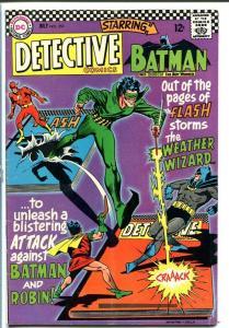 DETECTIVE COMICS #353-BATMAN-1966! Nice! FN-