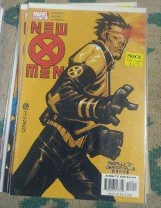 New X Men  #144 2003 Marvel ASSAULT ON WEAPON PLUS 3 GRANT MORRISON 1ST WEAPON X