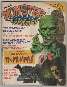 All New Monster Fantasy #2 (1975 v1) GD-