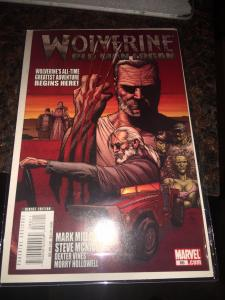 Wolverine #66 Old Man Logan Arc begins HTF