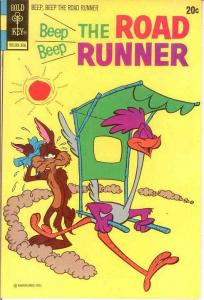 BEEP BEEP THE ROAD RUNNER (GK) 36 VF  June 1973 COMICS BOOK