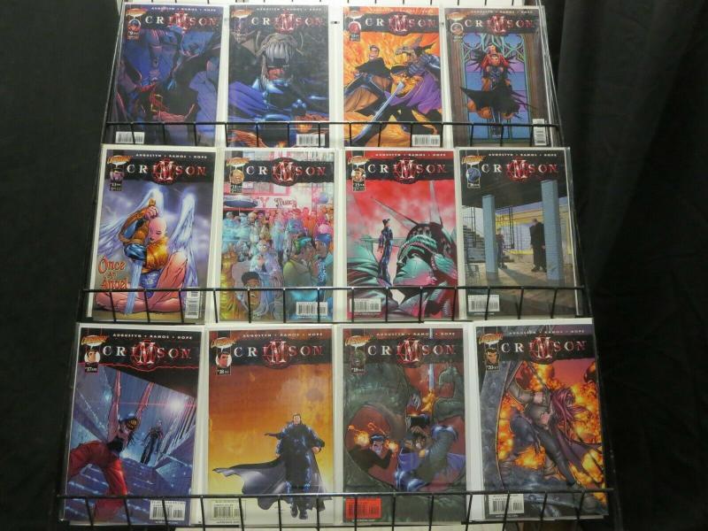 CRIMSON (Image,1998) #1-24 PLUS Specials and Variants! Humberto Ramos, Vampires