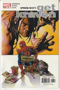 Spider Man – Get Kraven # 6  The Revenge of The Son of Kraven The Hunter !