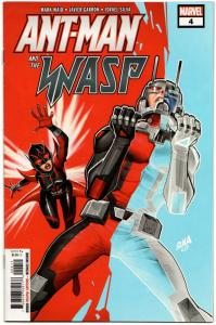 Ant-Man And The Wasp #4 (Marvel, 2018) VF
