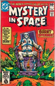Mystery in Space #116 (Feb-81) VF/NM High-Grade