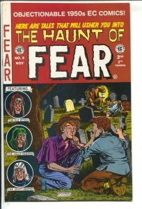 Haunt Of Fear-#9-NOV-1994-Gemstone-EC Reprint