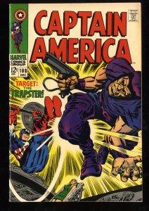 Captain America #108 VF 8.0