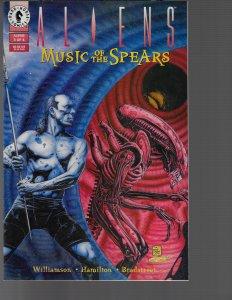 Aliens: Music of the Spears #3 (Dark Horse, 1994)