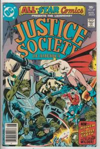 All-Star Comics #67 (Aug-77) NM- High-Grade Justice Society of America (Power...