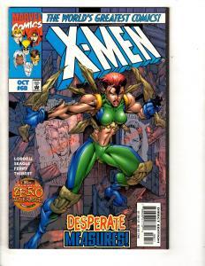10 X-Men Marvel Comic Books # 68 69 70 71 72 73 74 75 76 77 Wolverine Storm CR51