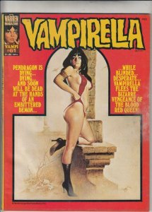 Vampirella Magazine #61 (Jul-77) VF High-Grade