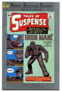 Marvel Milestone Edition: Tales Of Suspense #39 First appearance of IRON MAN rep