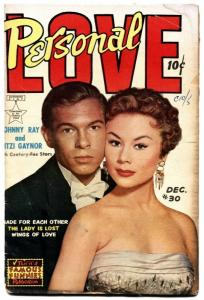 PERSONAL LOVE #30-MITZI GAYNOR PHOTO COVER-GOLDEN-AGE ROMANCE