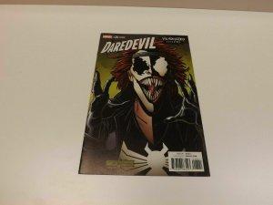 Daredevil #26 Venomized Villains Variant Cover By Tom Lyle