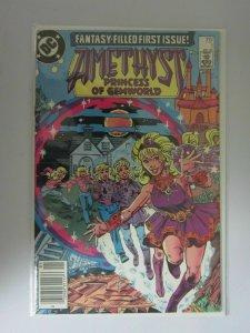 Amethyst (1985) #1 - VF 8.0 - 1985