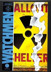 Watchmen #3 VF+ 8.5