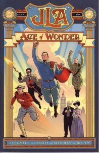 JLA: Age of Wonder #1, NM + (Stock photo)