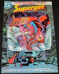 American Honda Presents DC Comics' Supergirl #1 (1984)