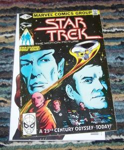 Star Trek #1, 2  4 6 (Apr 1980, Marvel) SPOCK KIRK vger   marv wolfman