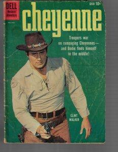Cheyenne #14 (Dell, 1957)